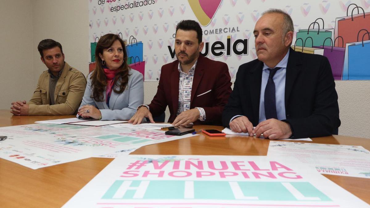 Un centenar de comerciantes participarán en la 'Shopping Hill' de La Viñuela