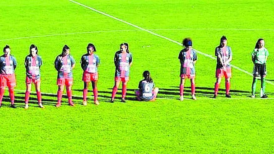 Paula Dapena, la futbolista que dio la espalda a Maradona