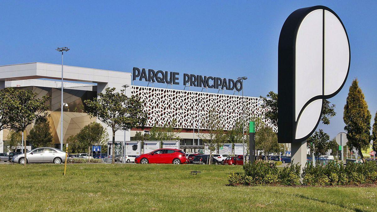 Exterior de Parque Principado.