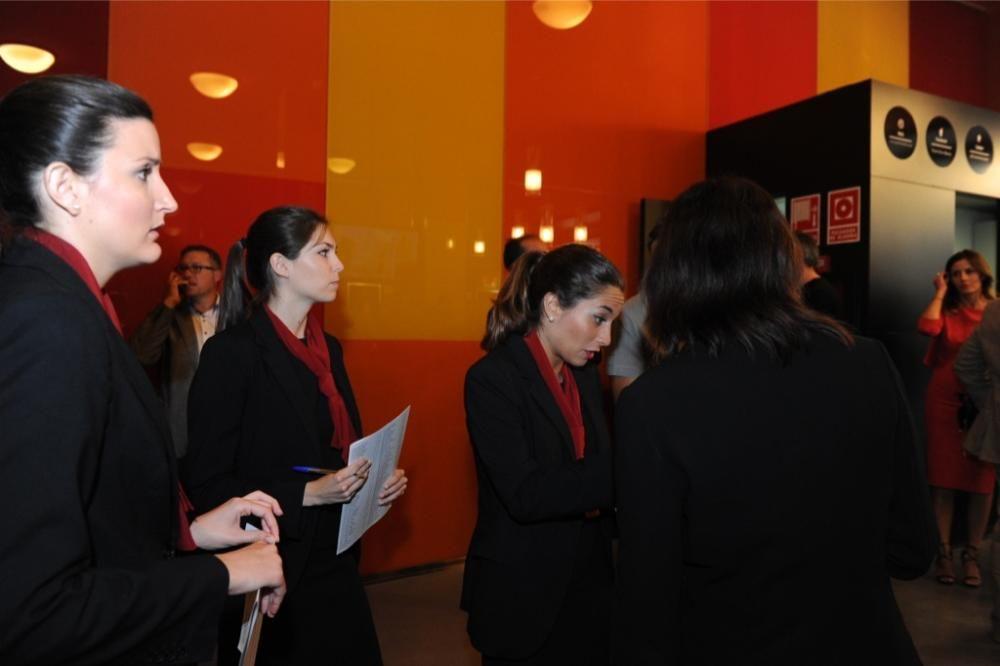 Gala del Día de la Región de Murcia en el TCM