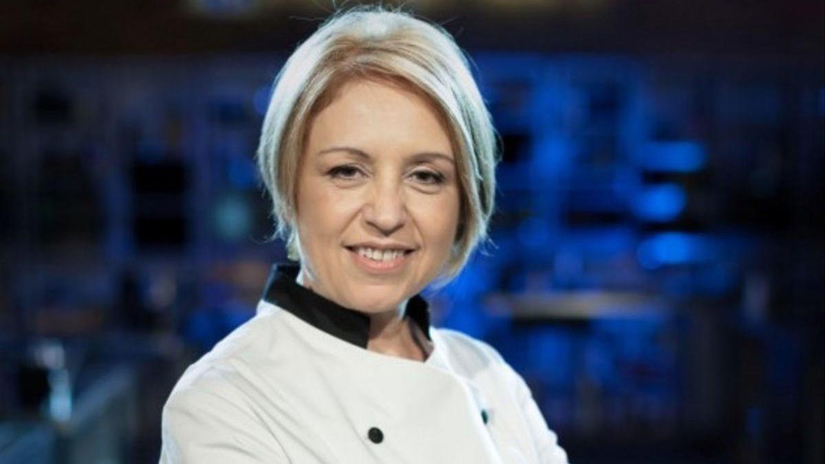 La chef Susi Díaz.