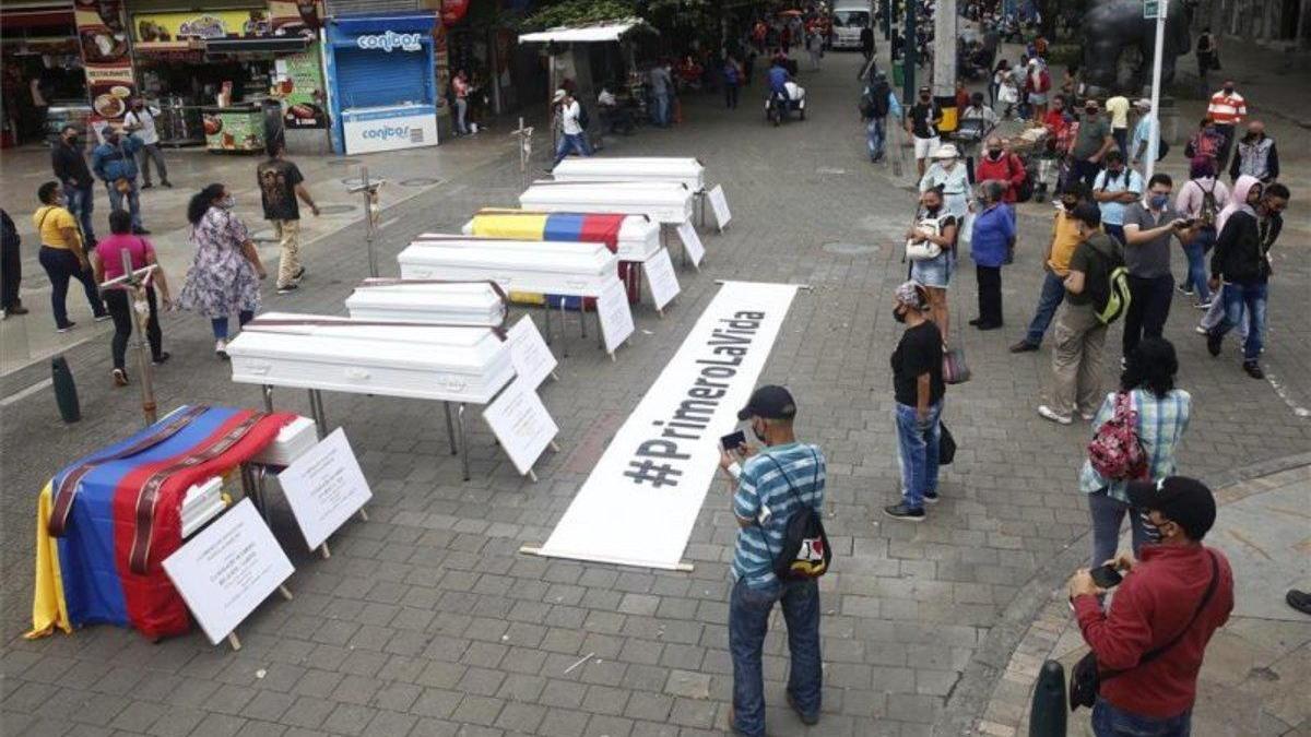 La violencia en Colombia acumula siete masacres en dos semanas