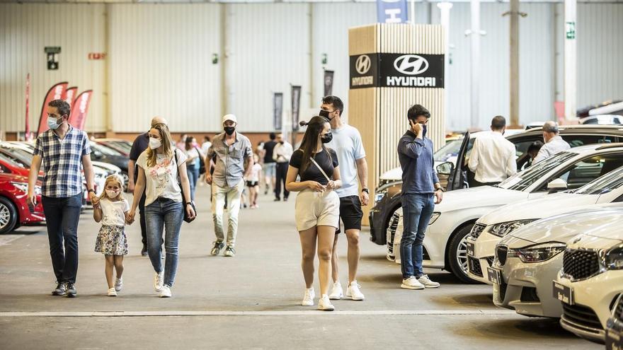 Stock Car recibe 14.000 visitantes y vende más de 550 coches