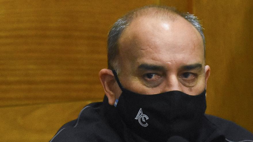 El golfista Ángel Cabrera, condenado a prisión por violencia machista