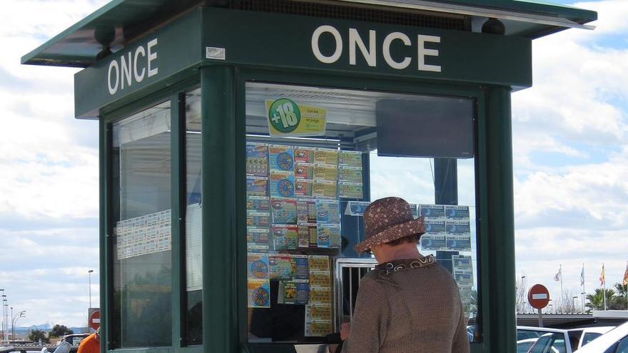 El cupón de la ONCE reparte 245.000 euros en Riba-roja de Túria