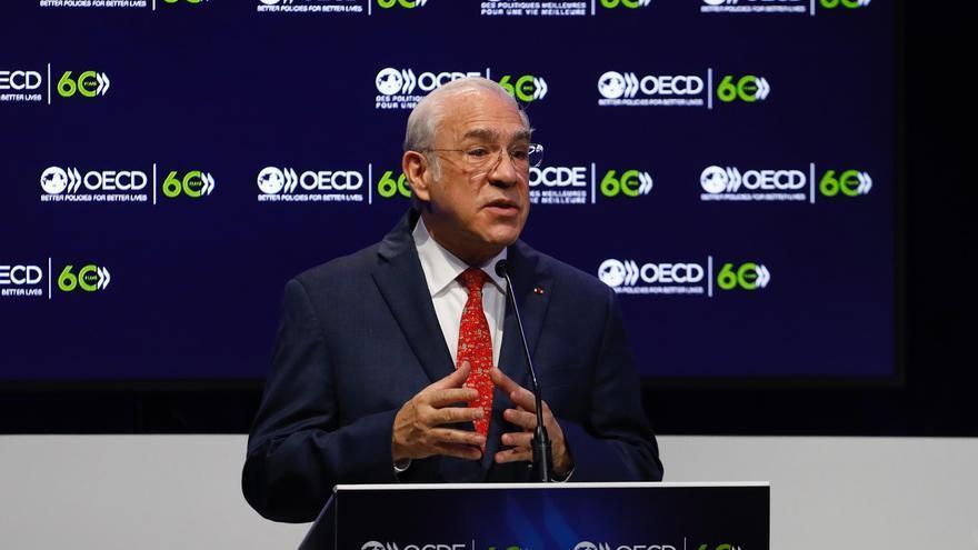 Gurría despide su periplo de 15 años al frente de la OCDE