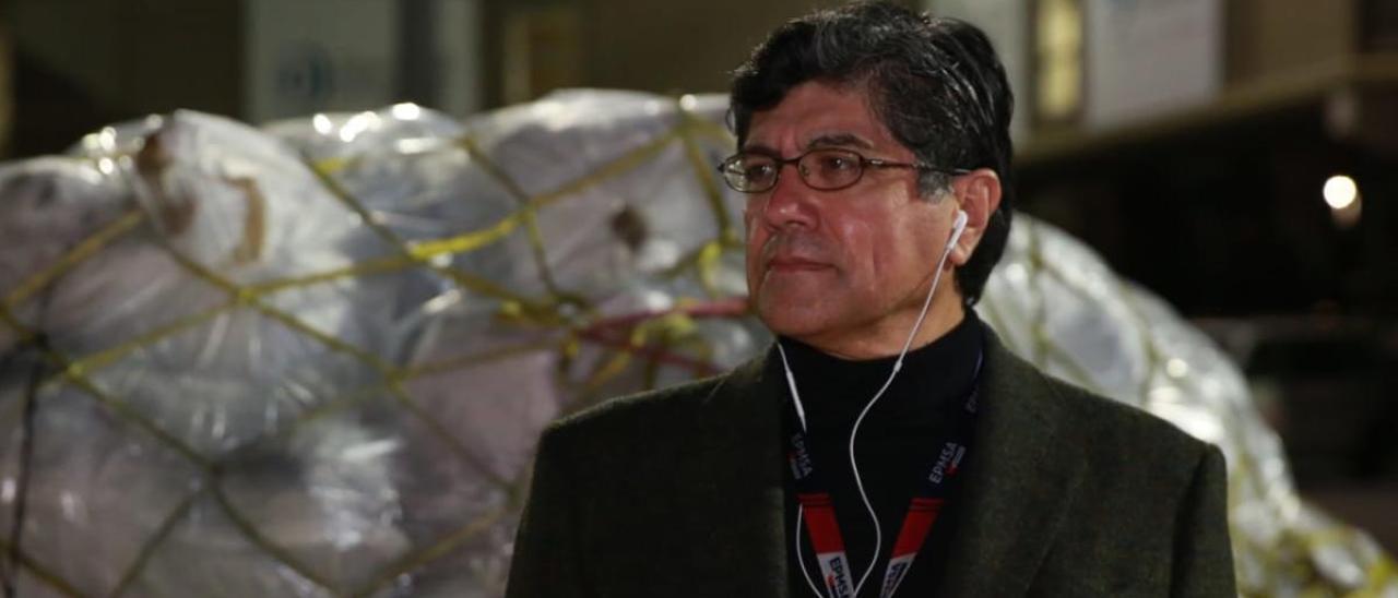 Los respiradores creados por la fundación de Javier García llegan a América Latina