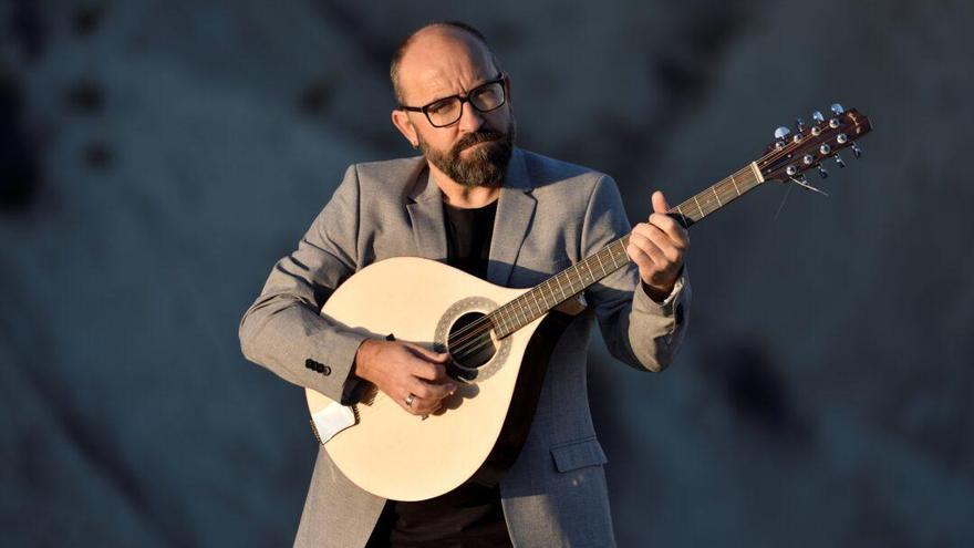 """Juan José Robles: """"Con mi música voy creando un cuento de mi vida"""""""