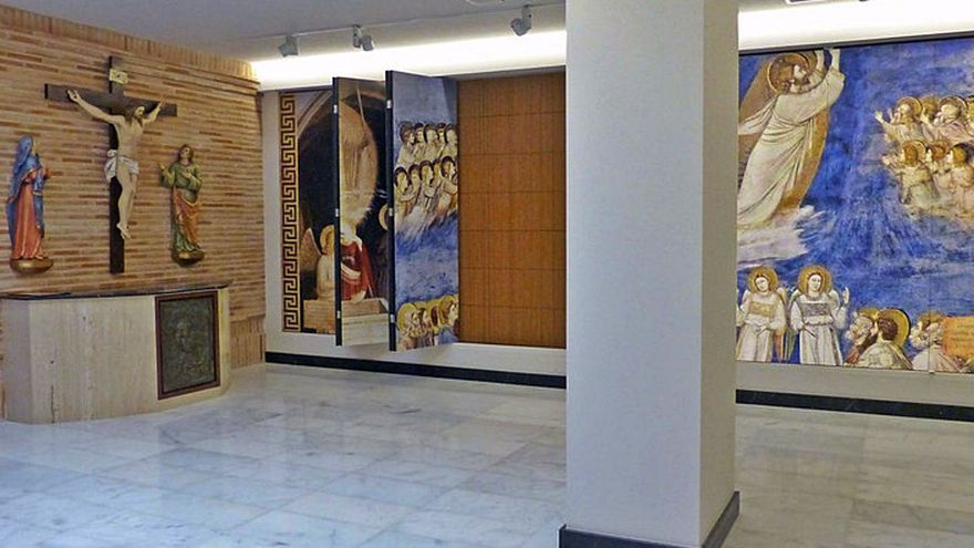 Tres iglesias de València y Xàbia tienen columbarios desde 2016