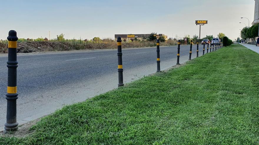 Mejoras de señalización en Vía del Canal en Benavente