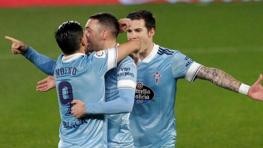 Todos los goles de la jornada 16 de LaLiga: Suárez refuerza al Atlético, pero Aspas sigue como Pichichi