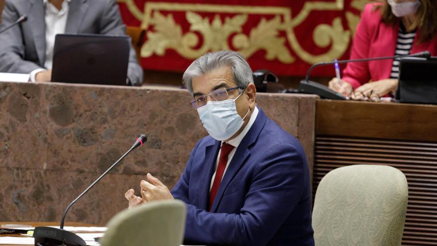 Román Rodríguez llama al consenso para aprobar los presupuestos de Canarias