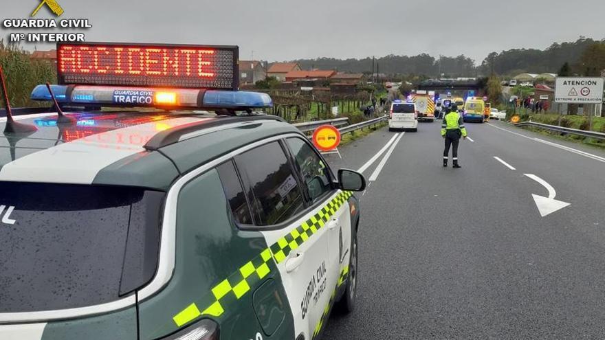 Canarias suma 22 fallecidos en las carreteras durante 2020