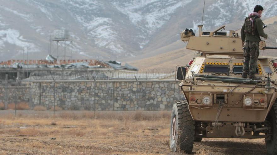 Más de 40 muertos en dos atentados en Afganistán