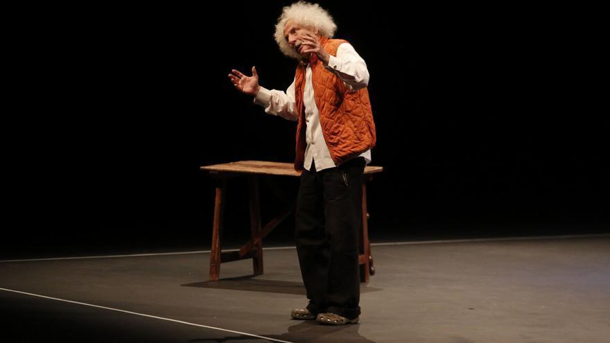 LA NUEVA ESPAÑA te invita al espectáculo de El Brujo los días 6 y 7 de marzo en el teatro Campoamor de Oviedo