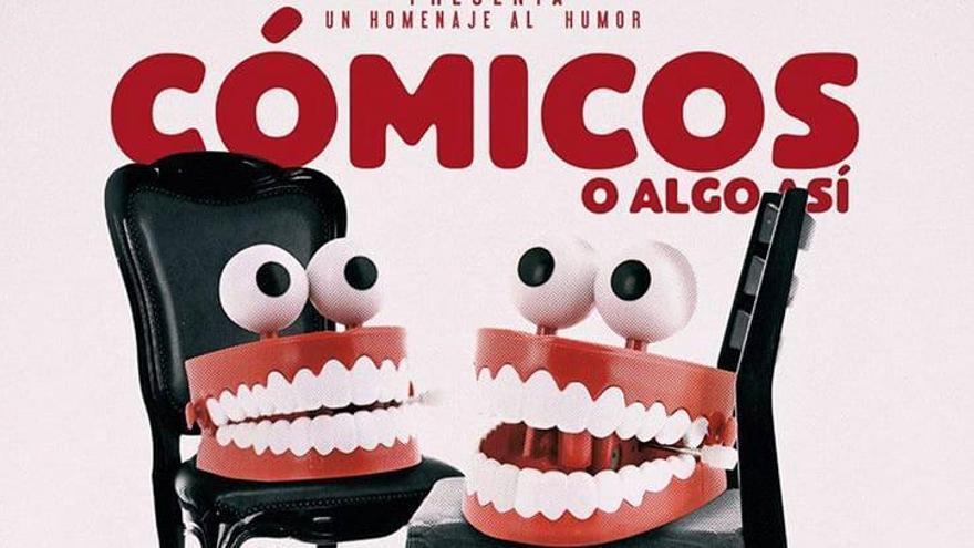 """El show """"Cómicos o algo así"""", aplazado en Toro al 26 de junio"""