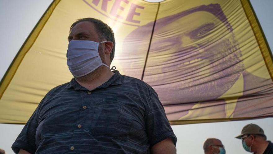 """Junqueras: """"Violadores o asesinos tienen más derechos que nosotros"""""""