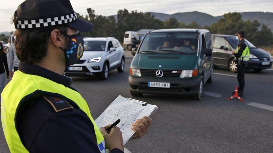 Vox pide eliminar las multas impuestas por la Policía Local en el primer estado de alarma, pero el secretario dice que no es legal