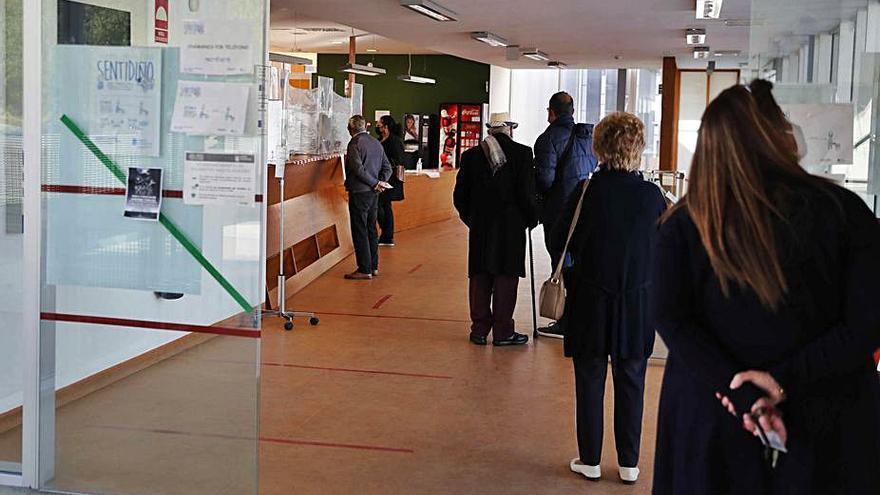 Al centro de salud a pedir las claves para el bono turístico de la Xunta