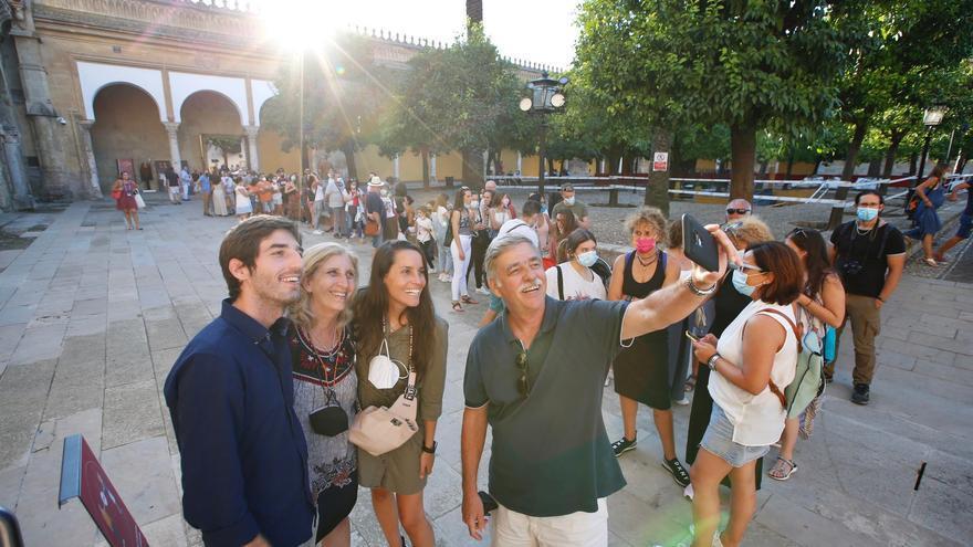 Córdoba vive ya una Noche del Patrimonio con ansia de normalidad