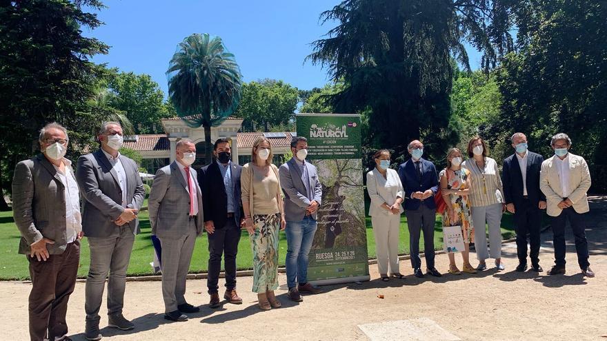 Zamora se postula como protagonista de la Feria Naturcyl