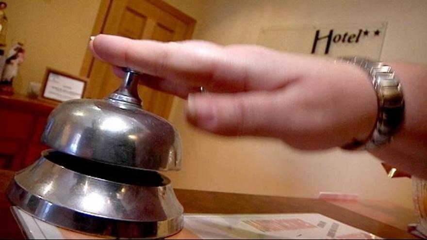 Las pernoctaciones hoteleras se triplican en el mes de septiembre