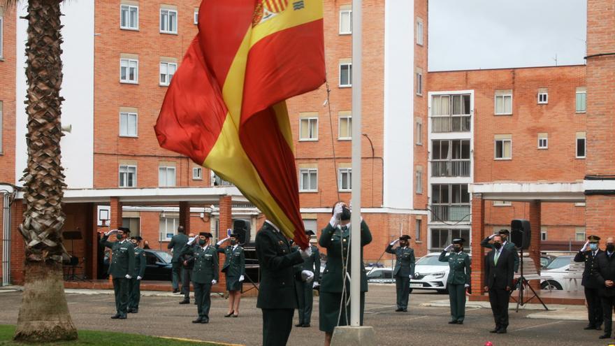 VÍDEO | Conmemoración del 177 aniversario de la Guardia Civil