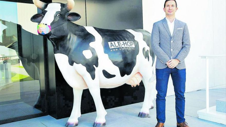 Ale-Hop, la vaca lechera que factura 140 millones de euros