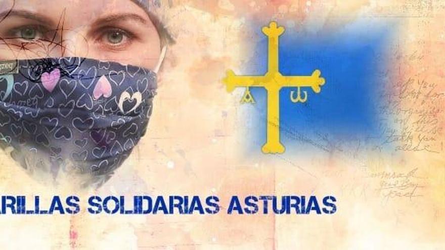 La plataforma Mascarillas Solidarias de Asturias llama a la población a donar material