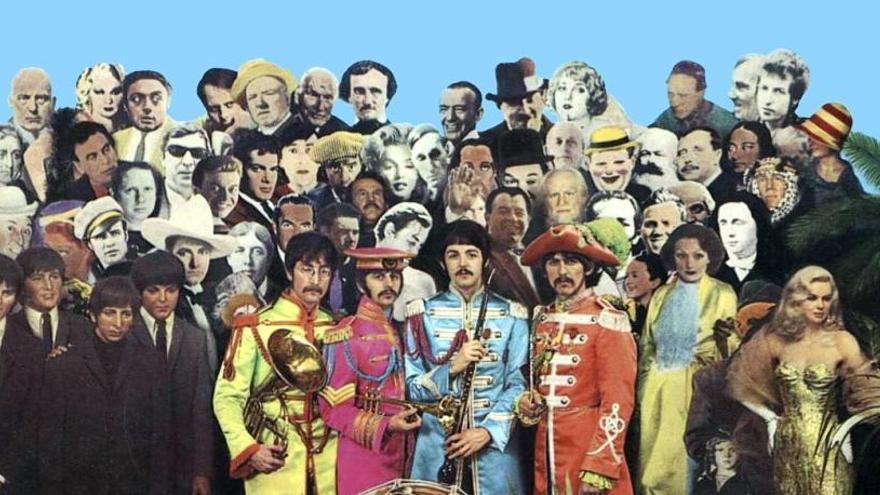 """The Beatles celebren els 50 anys de """"Sgt. Pepper 's"""""""