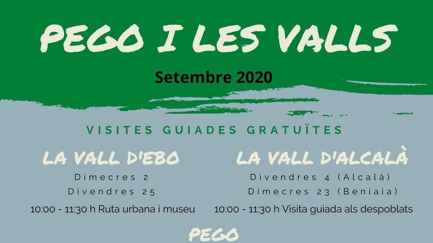 Visita guiada a la Vall D´Ebo