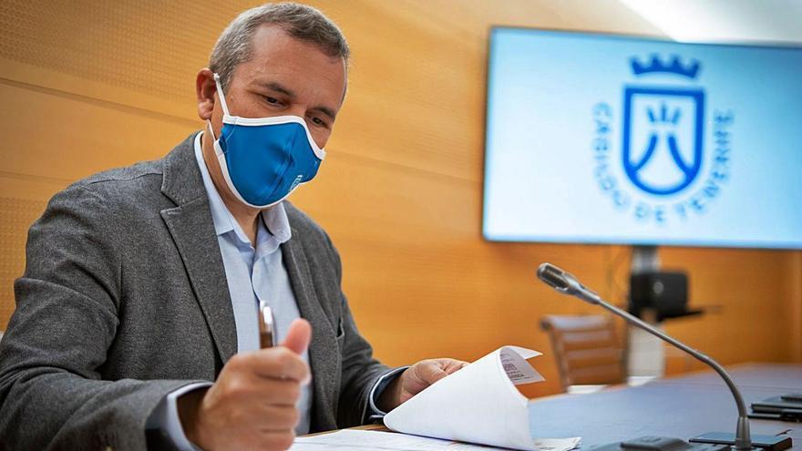 El PP exige al Cabildo de Tenerife que resuelva el conflicto de las aguas residuales