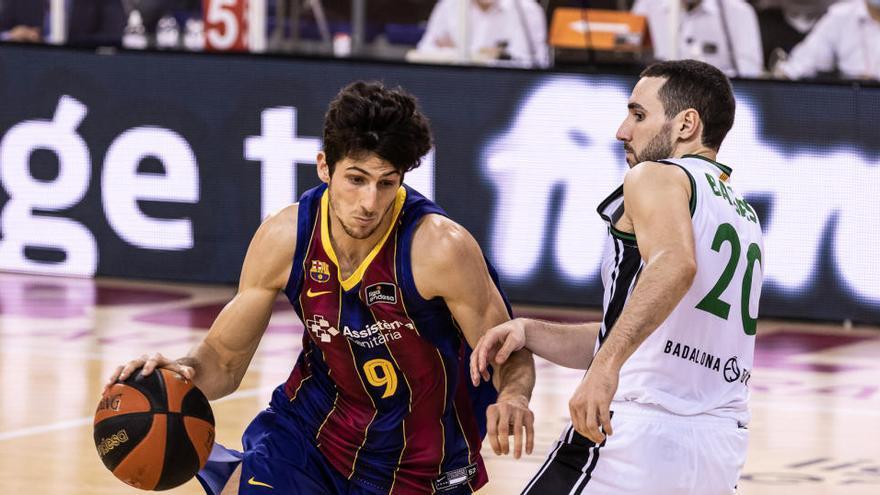 El Barça se reivindica y se impone al Joventut en el derbi