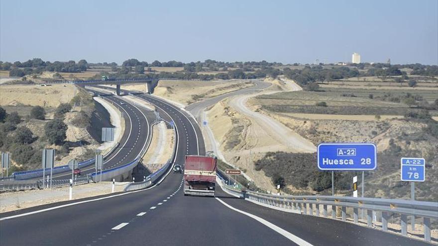 30 millones de euros para conservar y mejorar carreteras de Huesca