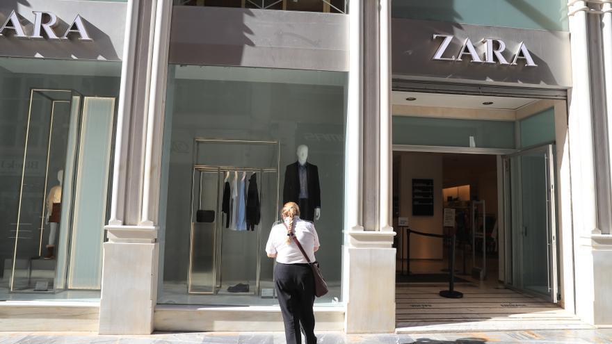 Inditex cerrará cuatro tiendas en la Región de Murcia entre junio y agosto