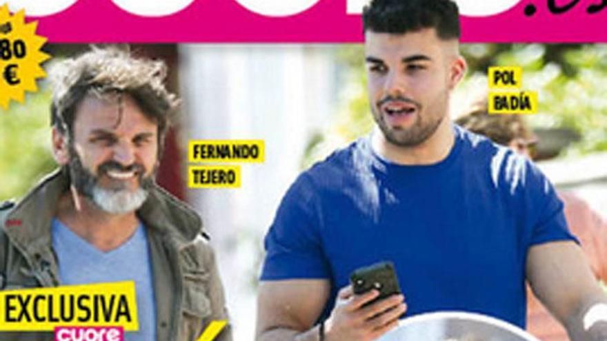 """Pol Badía, sobre sus imágenes con Fernando Tejero: """"Me siento utilizado"""""""