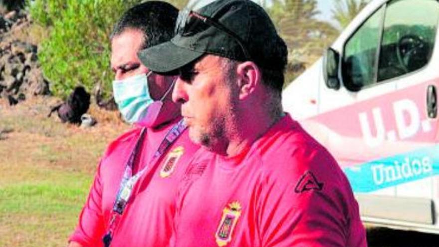 La UD Lanzarote de Josu Uribe echa a andar en una pretemporada atípica
