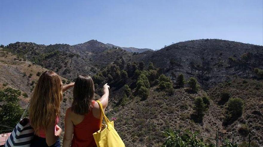 El PSOE pide la declaración definitiva de hábitats rurales de los diseminados de los Montes