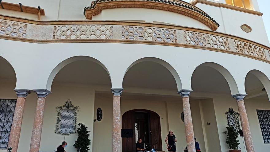 Benicàssim saca a licitación la cafetería de Villa Elisa