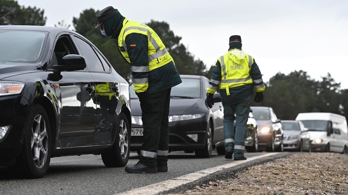 1.500 policías y guardias civiles vigilarán el cierre perimetral de Madrid