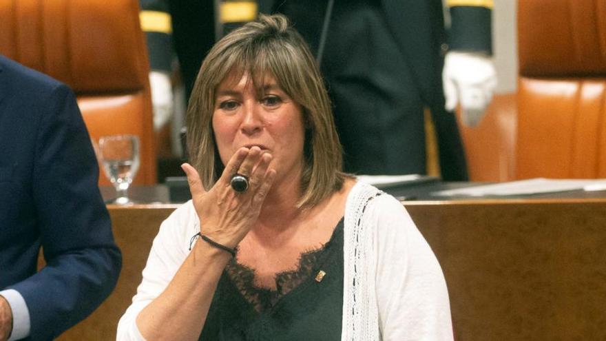 Núria Marín, alcaldesa de L'Hospitalet, imputada por desvío de subvenciones