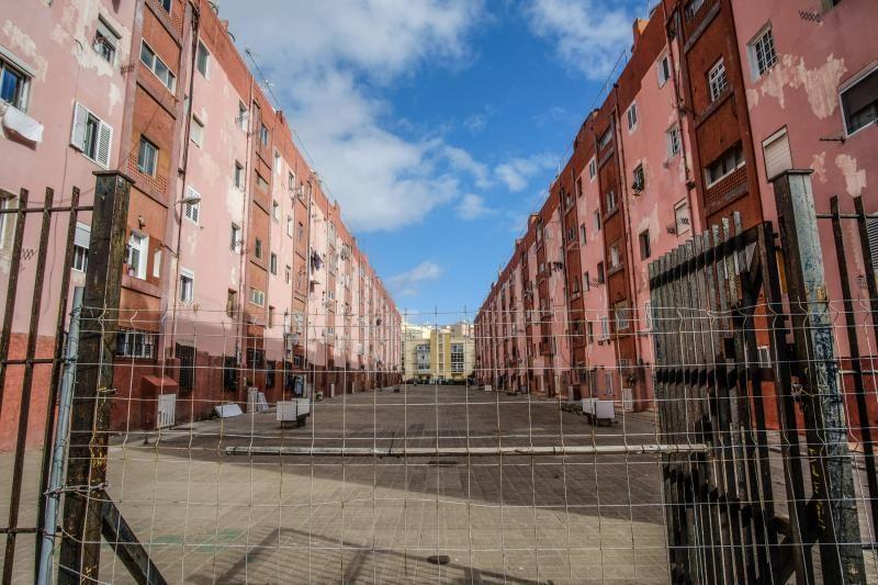 Barrios que buscan fondos europeos (III)   Escaleritas