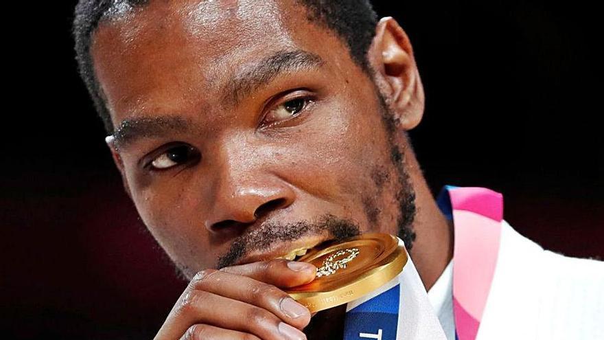 Els Estats Units s'enfilen al primer lloc del medaller davant de Xina