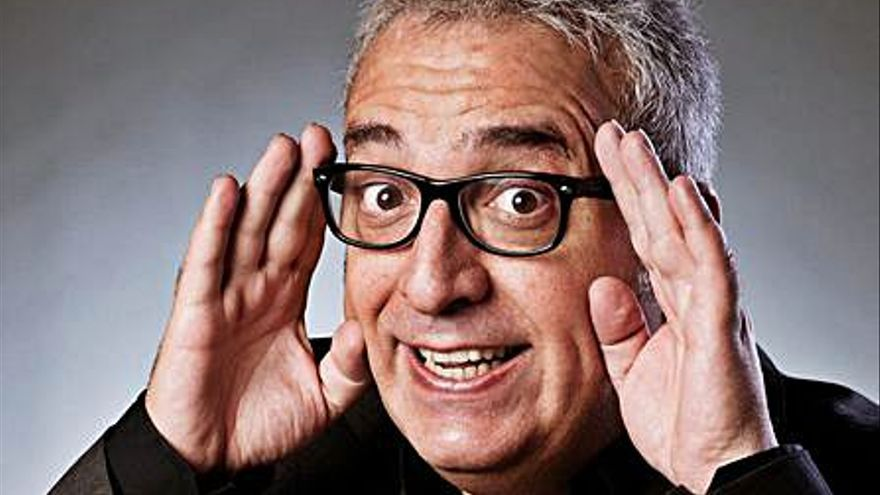 Sesión doble  con lo mejor del cómico Leo Harlem en el Víctor Villegas