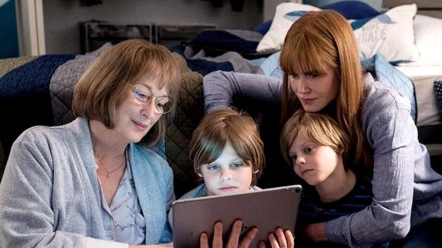 Meryl Streep vuelve a la televisión en el regreso de 'Big Little Lies'