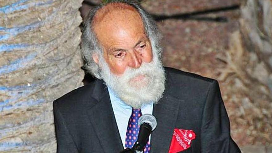 Domingo Rodríguez del Rosario, primer hijo predilecto del municipio