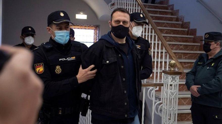 El TSJA confirma la condena de prisión permanente revisable para Igor el Ruso
