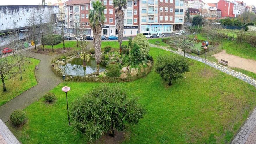 La Plaza de Pasarón recibirá una reforma integral