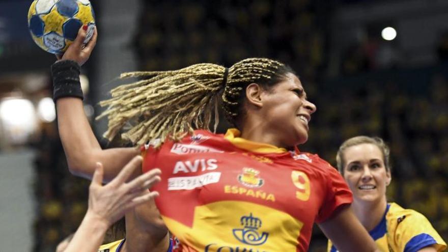 Las 'Guerreras' debutan con derrota ante Suecia