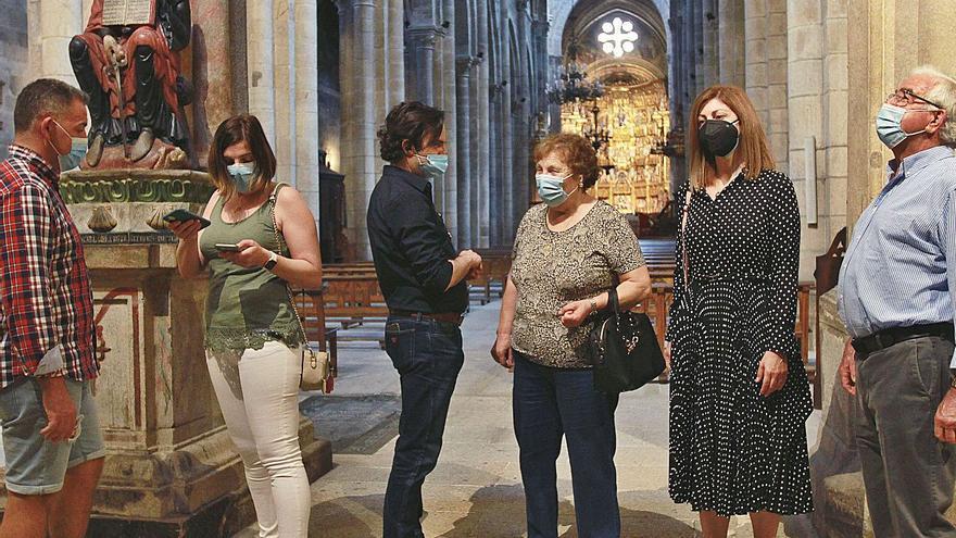 El turismo se resiente por el aumento de los contagios y la falta de oferta termal en la capital